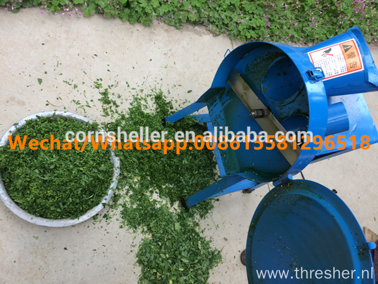 Low Cost Green Chaff Cutter Machine