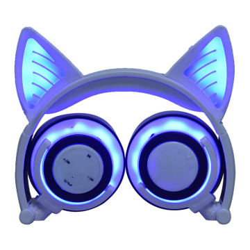 New Hot Sale wireless cute Cat Ear Headphones