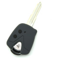 2 button silicone car key cover for Proton