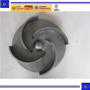 Professional factory selling for Precision Casting SS316 investment casting Pump Impeller supply to Cape Verde Importers