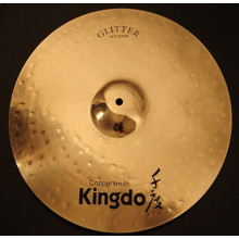 100% Original Factory for B20 Splash Cymbal Best Quality Polishing Drums Cymbals export to Congo Factories
