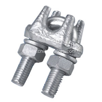 Guy Clips for Transmission Line Fitting Hardware