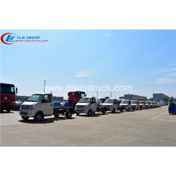 Factory Sale New DFAC 3cbm local waste truck