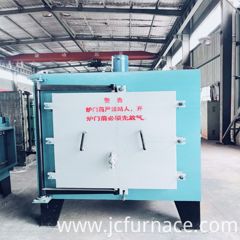 55kw Resistance Furnace