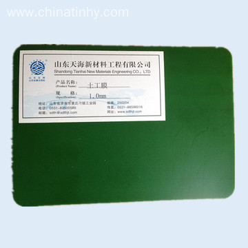 Shrimp farm pond liner HDPE sheet