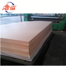 Best Quality for Veneer UV MDF 1220X2440mmX5mm Okoume Veneer MDF sheets for decoration supply to Aruba Supplier