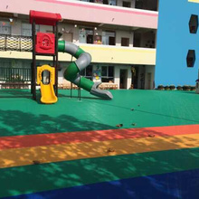 anti-slip outdoor kindergarten floor mats covering