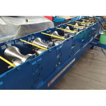 Building Material Metal Ridge Cap Roll Forming Machine