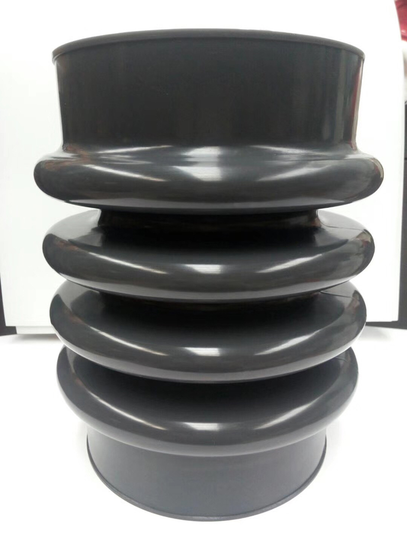 Polyurethane Pu Dust Cover Boot
