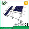 Adjustable Solar Panel Mounting Structure