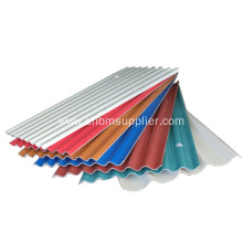 New Material Workshop Fireproof MgO Roofing Sheet
