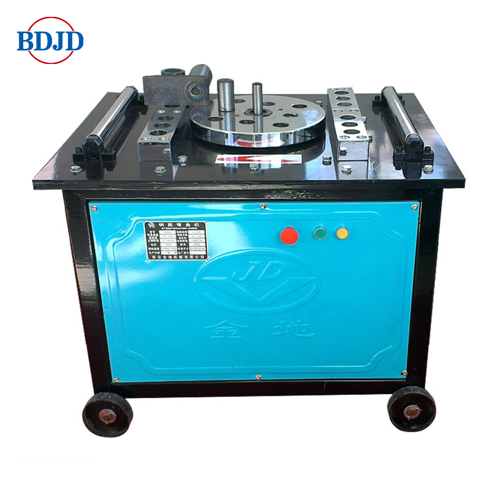 rebar bending machine equipment