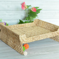 Weaving Banana Leaf Pet House