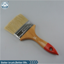 OEM for White Wooden Handle Paint Brush High quality wholesale currency paint brush export to Kiribati Factories
