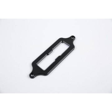 Black Anodising CNC Milling Machining Part