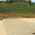 Fiberglass Geogrid For Strength Road Bed