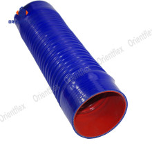 OEM for Silicone Corrugated Hose Universal flexible Corrugated Silicone Auto Tubing supply to Russian Federation Factory