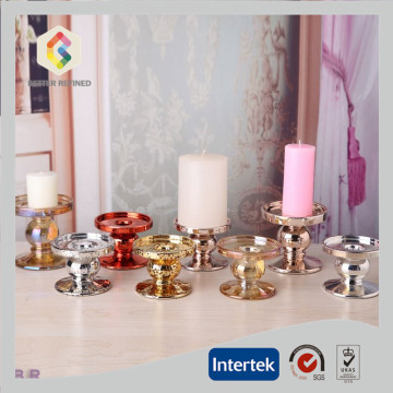 Wholesale PriceList for Tall Candle Holders Decorative Candlestick Holder Gold export to Germany Manufacturer