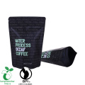 Plastic Zip Lock Bio Stand Up Coffee Pouch