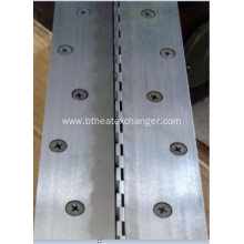 Supply for China Heat Exchanger Fin Production Equipment,Fin Forming Machine Manufacturer Special Blades for Heat Exchanger Fin Forming Mould export to Djibouti Exporter