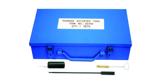 Zg103 Direct Act Powder Actuated Fastening Tool Universal Powder Fastening Tool 2