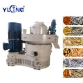 Yulong 250KW Pellet Press Making Machinery