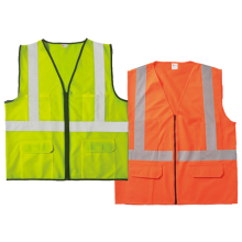 Low price High quality Roadway warning vest
