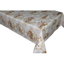 Pvc Printed fitted table covers Embroidery Designs