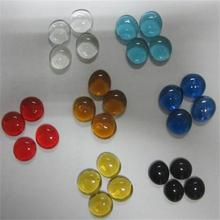 17-19mm colorful wholesale glass gems