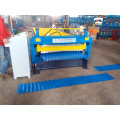 Double layered trapezoidal machine
