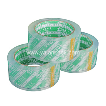 custom clear printed carton seal tape