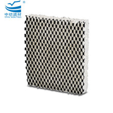 Wholesale price stable quality for Supply Humidifier Filters,Replacement Humidifier Filter,Humidifier Wick Filter of High Quality Woodpulp Water Cooling Pad for Air Cooler export to Japan Manufacturer