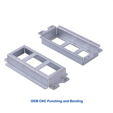 Good Quality Cnc Router price for Stainless Steel Stamping Part Sheet Metal Fabrication Laser Cutting Parts supply to Monaco Manufacturer