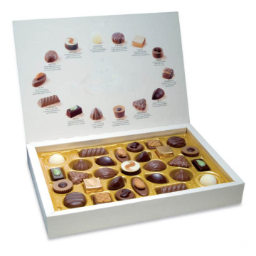 Custom Sweet Chocolate Box Paper Bakery Package
