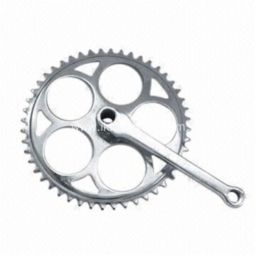 48T Alloy Crank Road Bicycle Crank