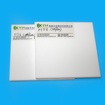 Extruded Processing Molding PTFE Sheet for Dipping
