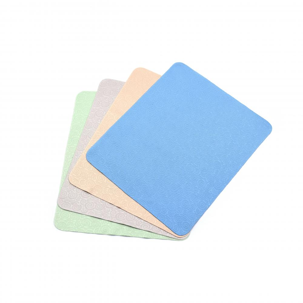 Four Colors Chamois Cloth