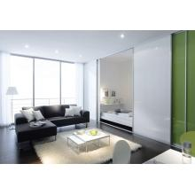 sound proof living room kitchen partition