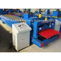 Cheap Metal Glazed Tile Roll Forming Machine