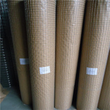 Hot-Dipped Galvanized Welded Wire Mesh Rolls