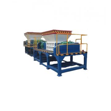 Metal shredder machine for recycling scrap shredder