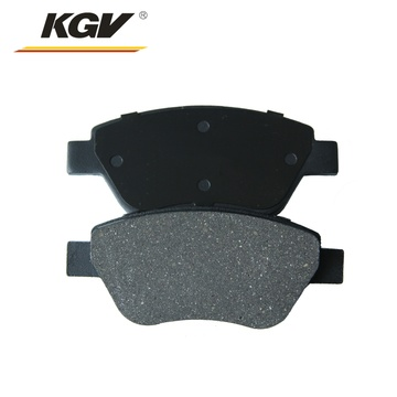 Brake Pad for Fiat Punto with Certificate