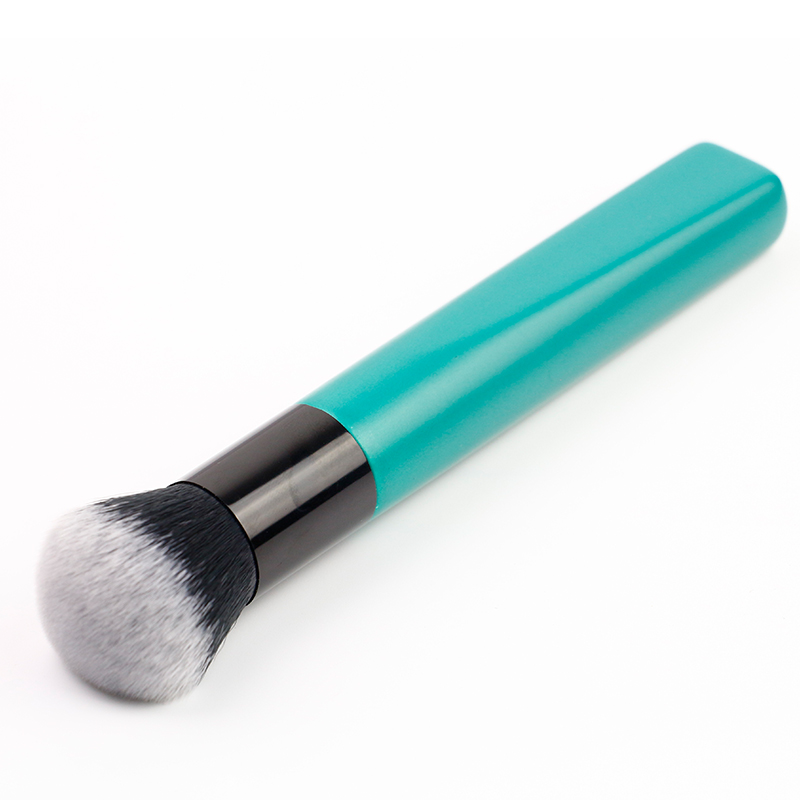 Round Foundation Brush Wooden Makeup Brush