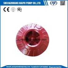 China Top 10 for OEM Slurry Pump Parts OEM slurry pump back liners export to Spain Importers