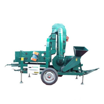 Machine With Maize Thresher