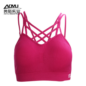Shantou Wear Womens Sports Yoga Bra Top