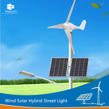 Cheapest Price for Wind Solar Hybrid Street Light DELIGHT Off Grid Solar Wind Hybrid System supply to Maldives Exporter