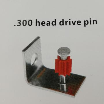 .300 Head Drive pin with right angle