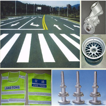 AASHTO-M247 Standards Bildschirm Materialien Glasperlen