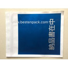 Plastic Document Pouches Invoice Enclosed